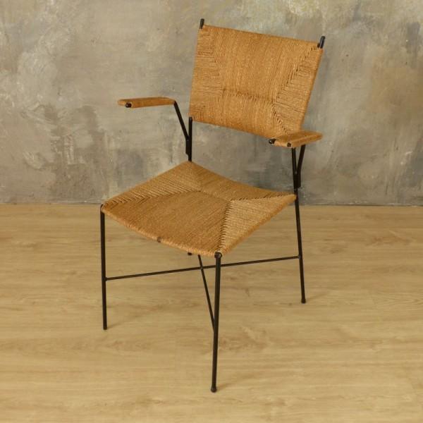 Vintage Rattanchair....