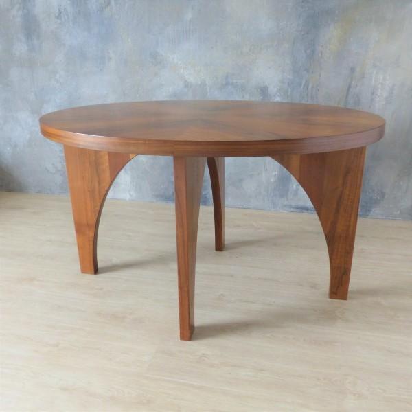 Vintage wooden dining...