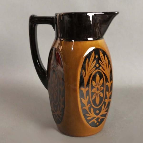 Jugendstil Keramik Krug für...