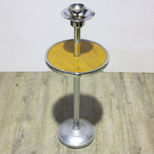 Art Deco Chrome Standing...
