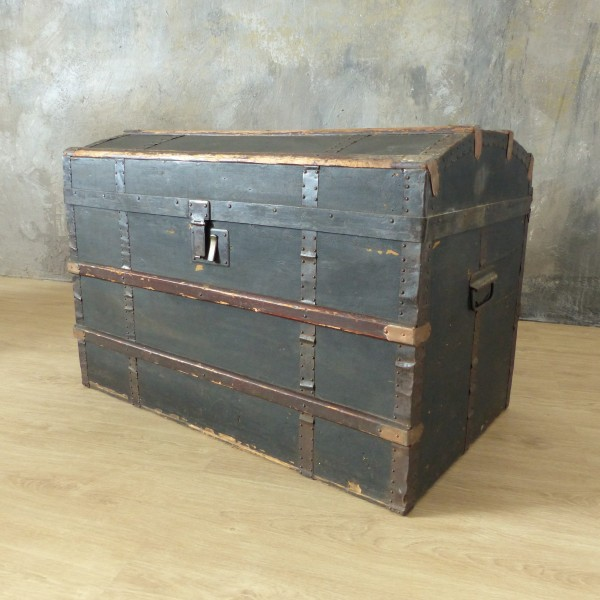 Antique chest - trunk by...