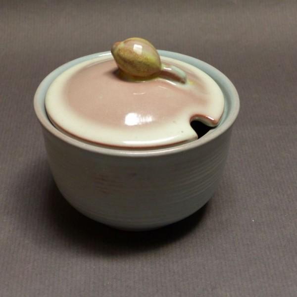 Azucarero de cerámica de...