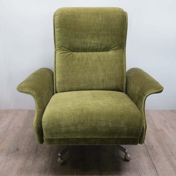 Grüner Relax Vintage Lounge...