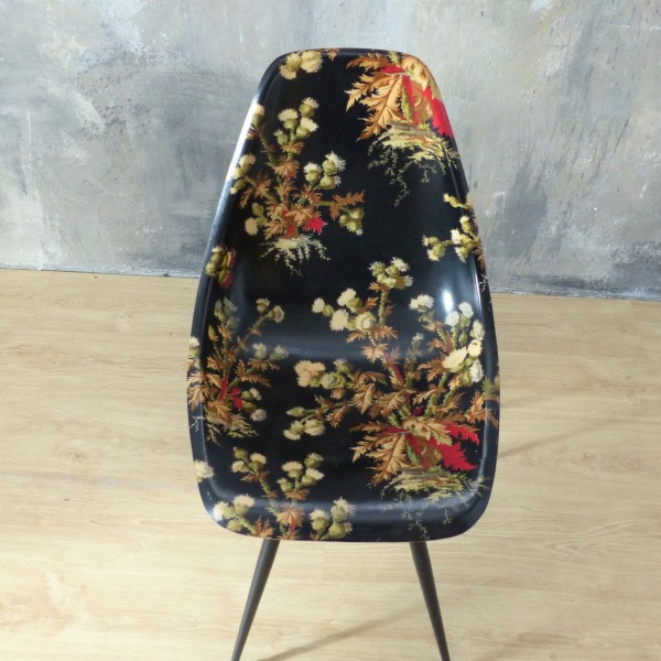 Fiberglass Side Chair by...