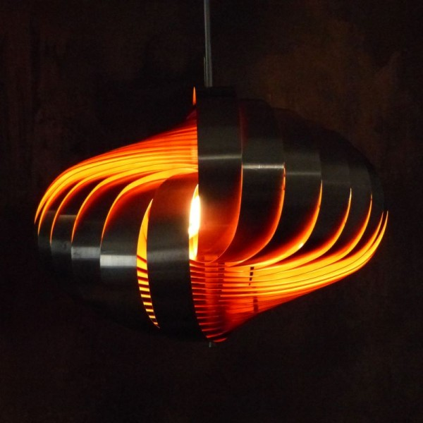 Spiral ceiling lamp by...