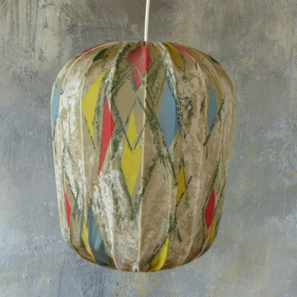 Vintage ceiling lamp with...