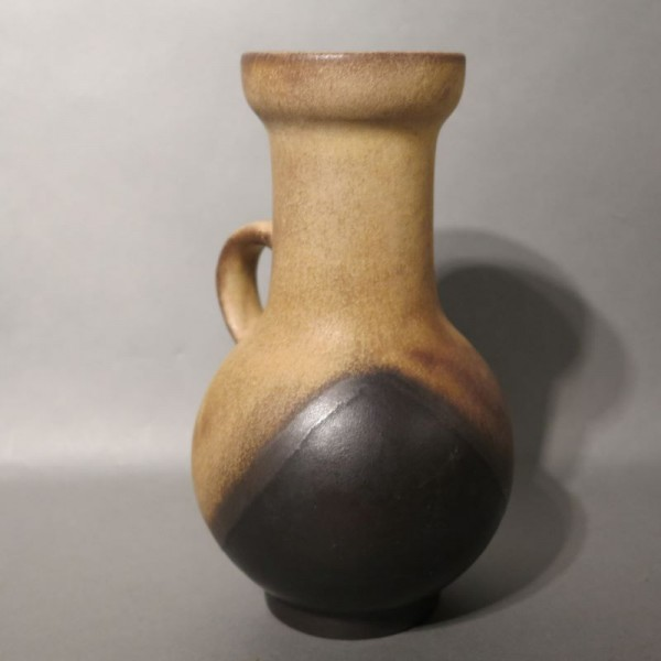 Keramik Henkelvase der...