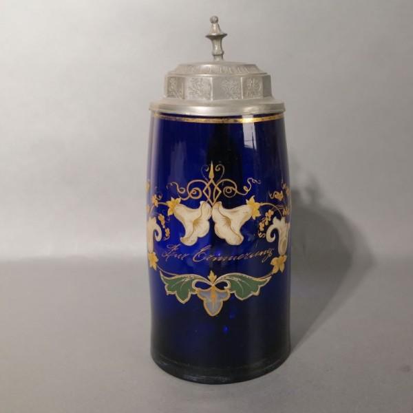 Art Nouveau souvenir mug...