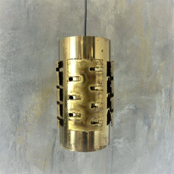 Brutalist Ceiling Lamp by...