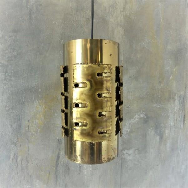 Brutalist Deckenlampe von...