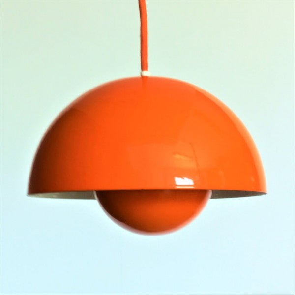 Flowerpot ceiling lamp by...