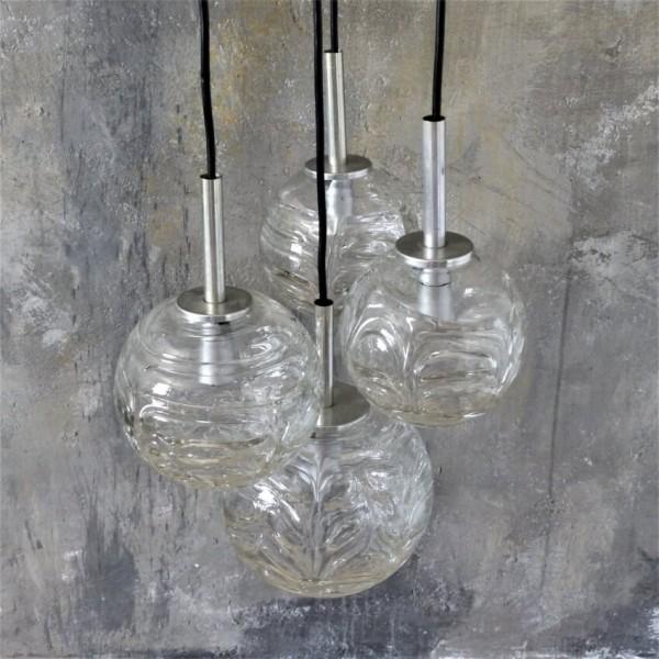Lámpara de techo de Doria....