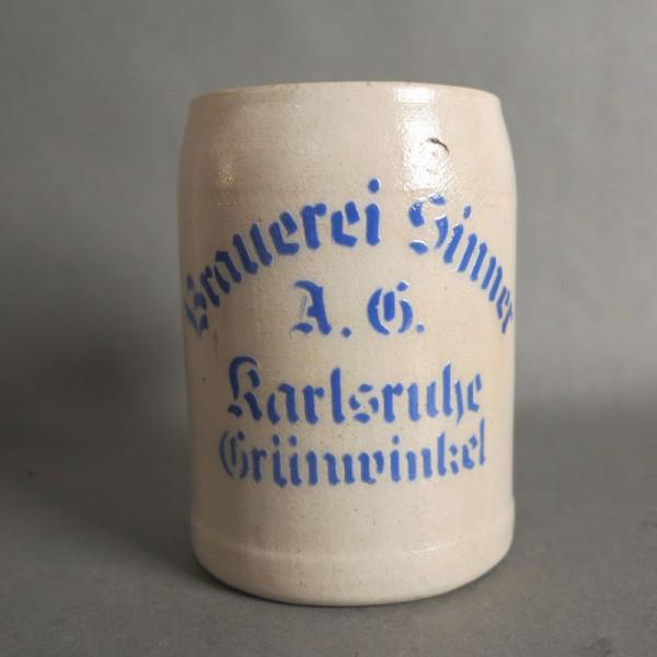 Beer mug from the Sinner AG...