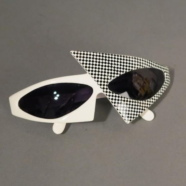 Gafas pop art de sol. 1980...