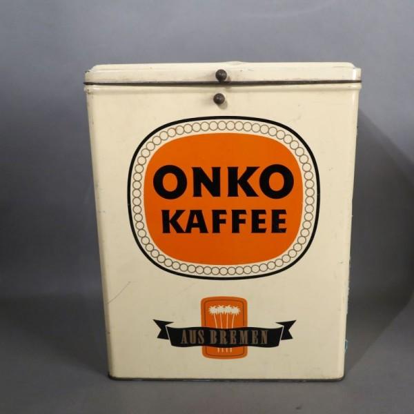 Caja de chapa de Onko...