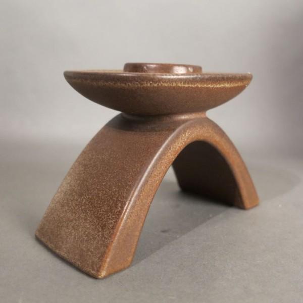 Candelabro de cerámica de...