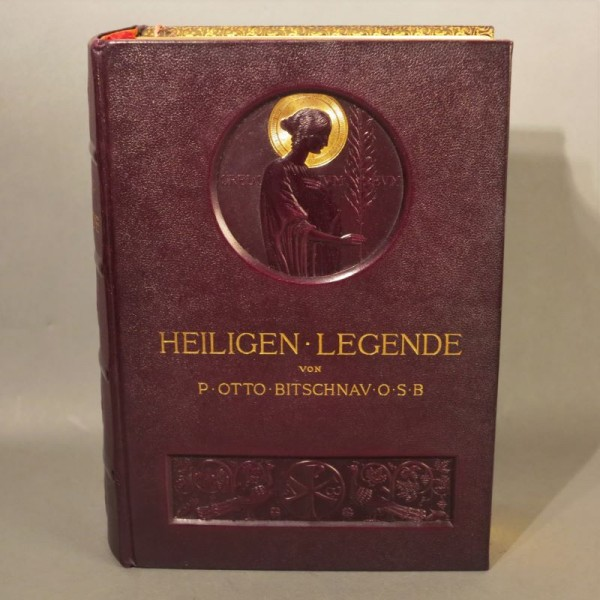 Buch mit Goldschnitt....