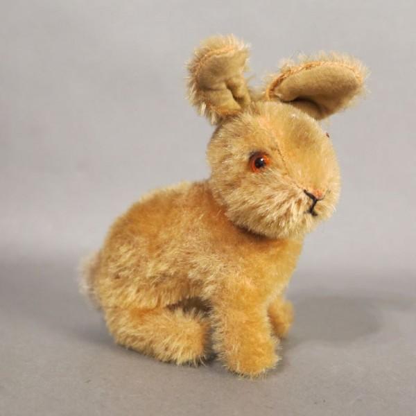 Steiff bunny sitting with...