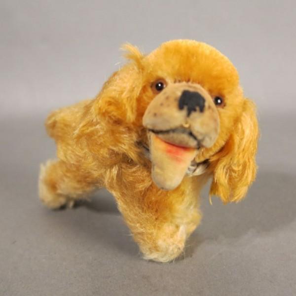 Perro de Steiff con cabeza...