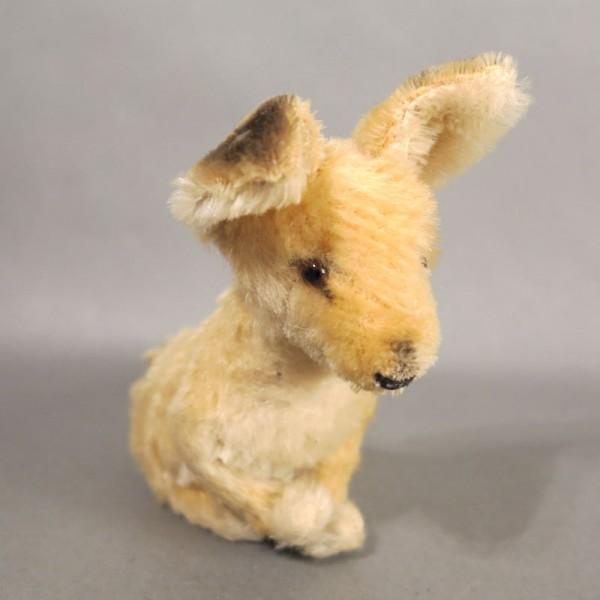 Vintage Steiff fox. 1950 -...