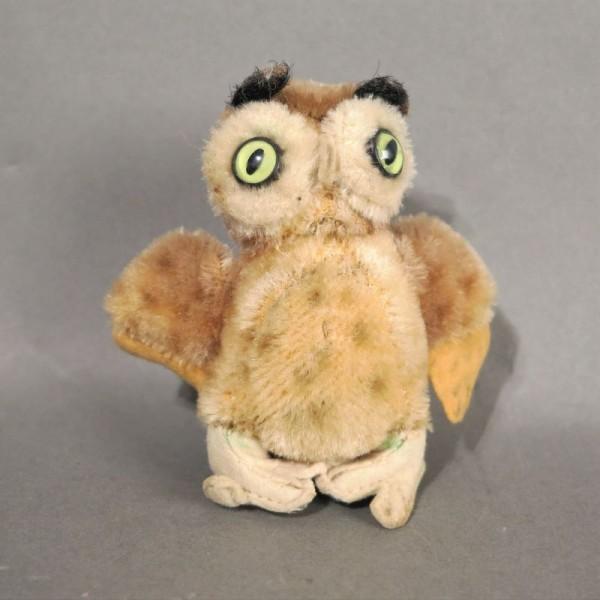 Vintage owl from Steiff....