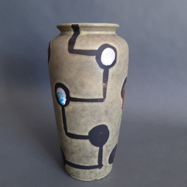 Vintage ceramic vase. West...