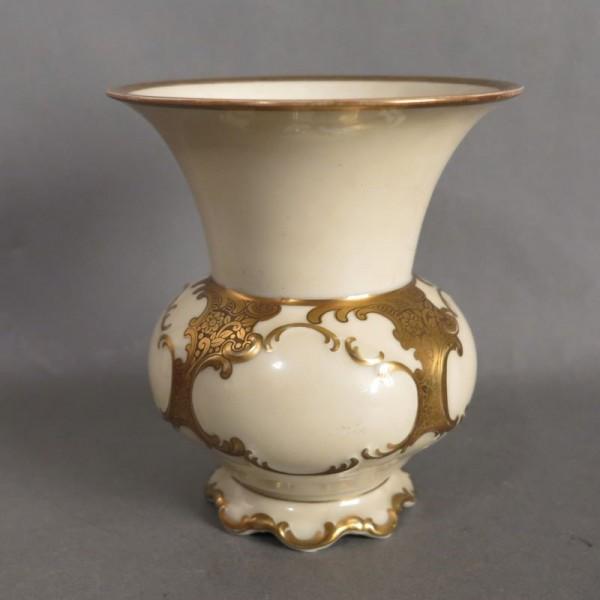 Porcelain vase from...