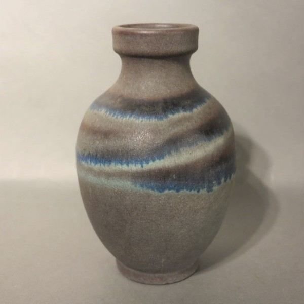 Ceramic vase of the...