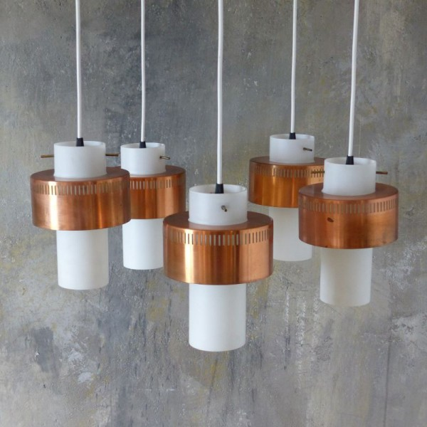 Scandinavian ceiling lamp...