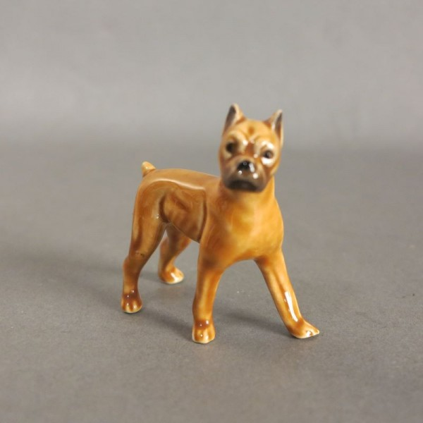 Porcelain figurine from...