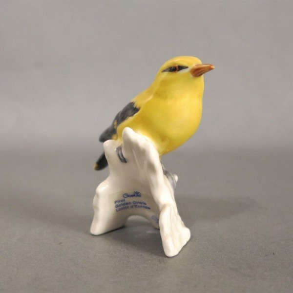 Porcelain figure Oriole by...
