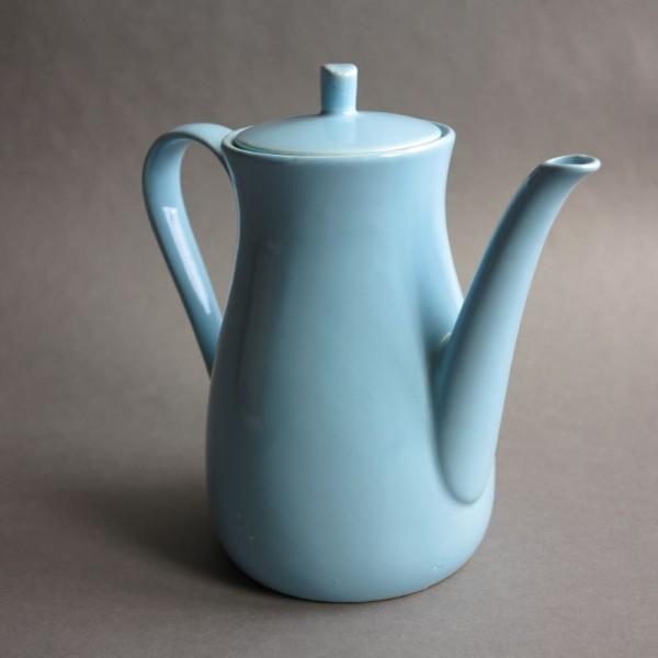 Blue ceramic vintage coffee...