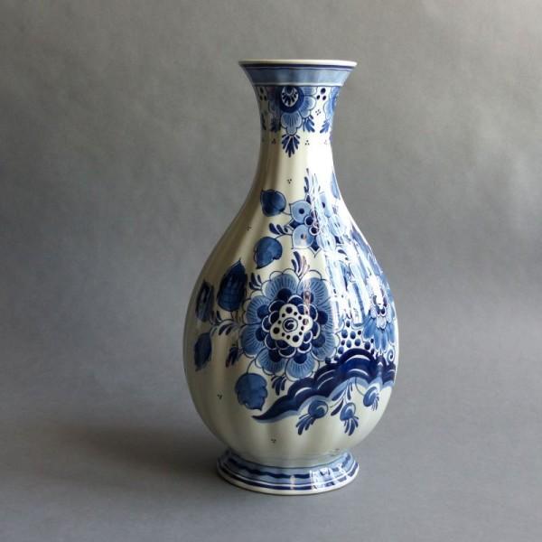 Florero de porcelana de...