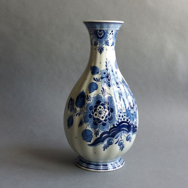 Vintage porcelain vase from...