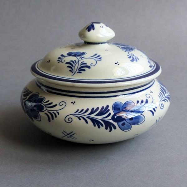 Porcelain lid jar from...
