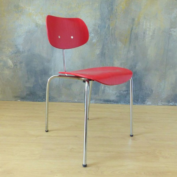 Side chair by Egon Eierman...