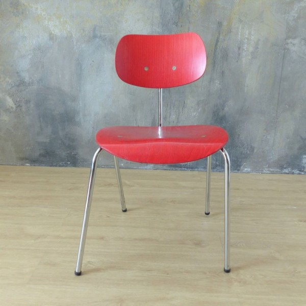 Side chair by Egon Eiermann...