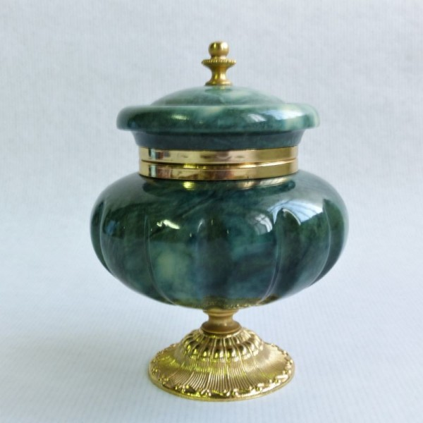 Vintage table ashtray with...