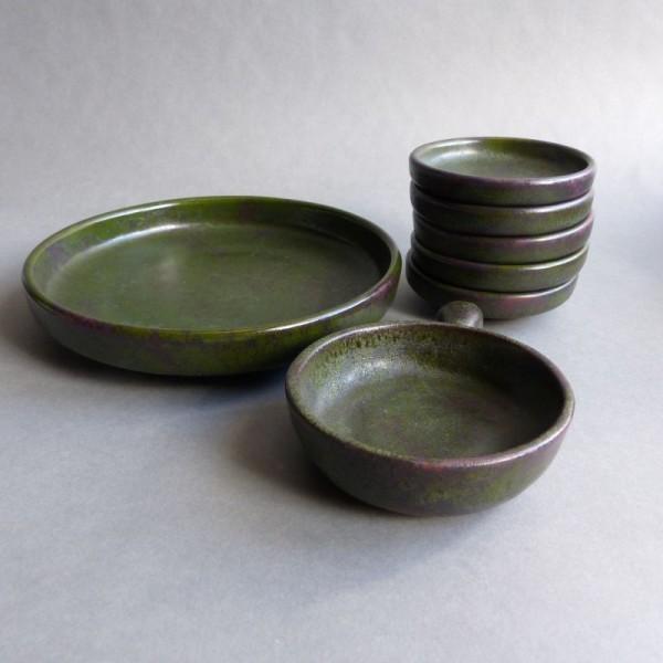 Ceramic lot from Van...