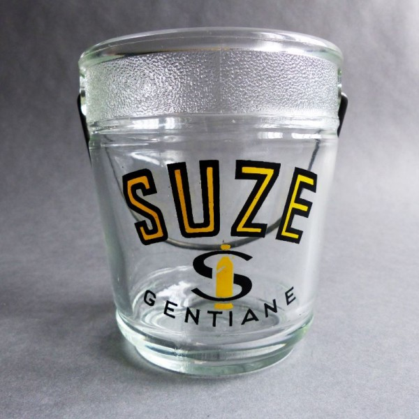 Eiskühler aus Glas von...