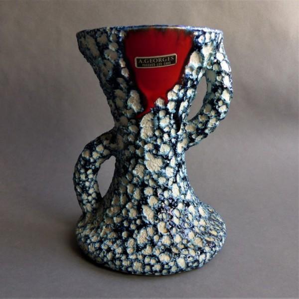 Vintage Fat Lava Ceramic...
