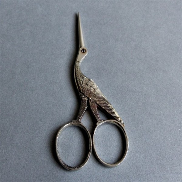 Antique stork scissors or...