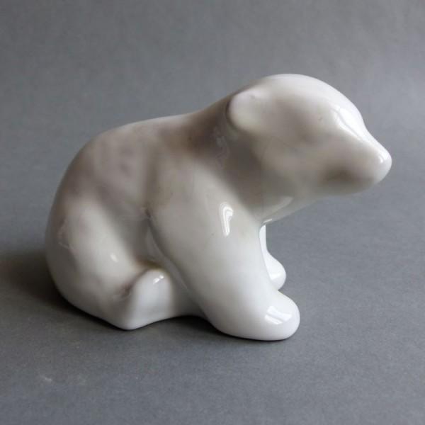 Keramik Figur Eisbär der...
