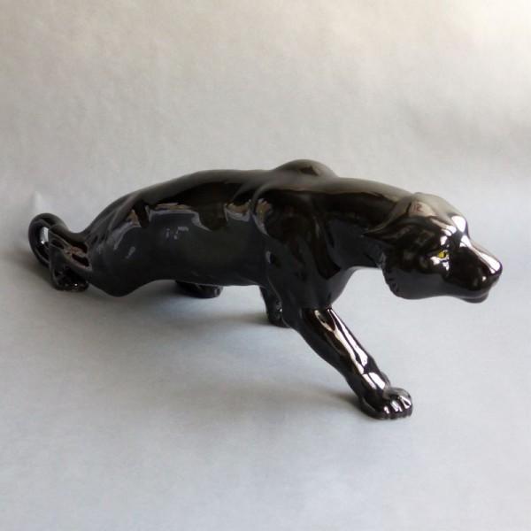 Art Deco Keramik Figur...