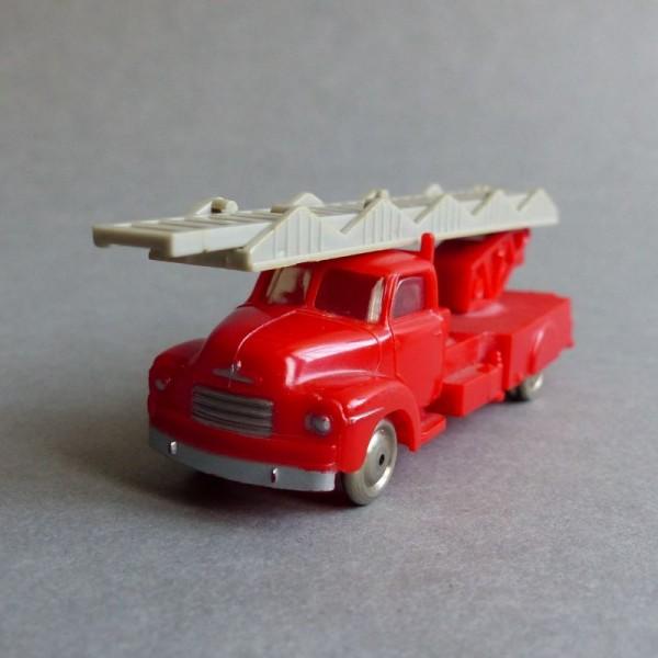 Antiguo camión de bomberos...
