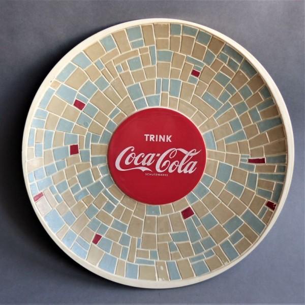 Coca - Cola advertising...