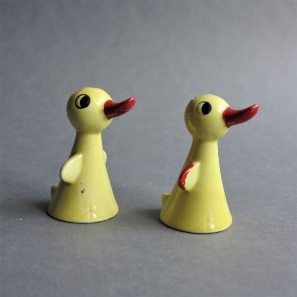 Ceramic ducks salt & pepper...