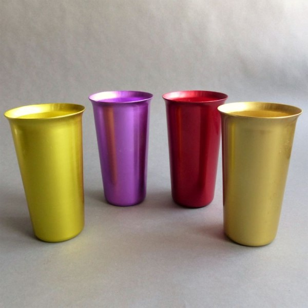 Anodized vintage drinking...