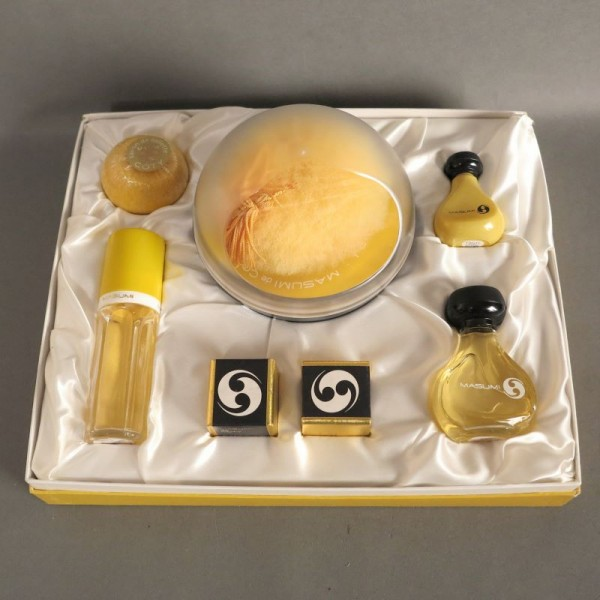 Rare vintage perfume box by...