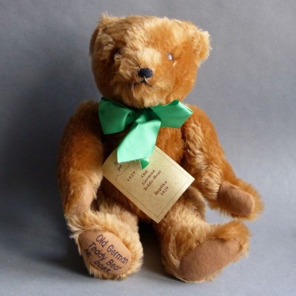 Replica. Hermann Teddy Bear...